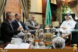 Iranian Consular Delegation, Saudi Hajj Official Meet in Medina