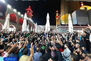 Holy City of Najaf Ahead of Arbaeen